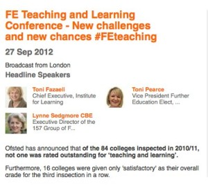 FE Teaching and Learning Conference