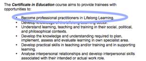 course aims